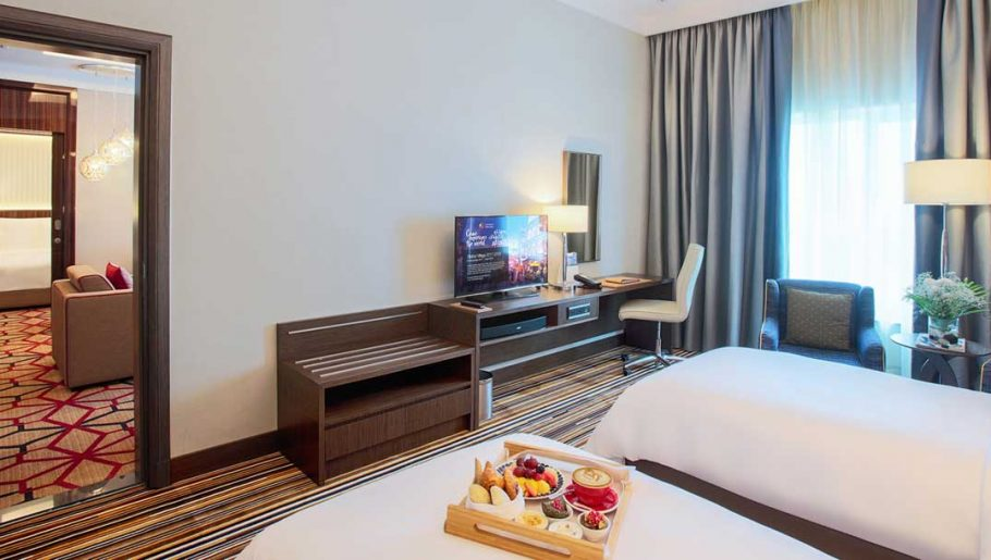 29 Dusit Club Rooms