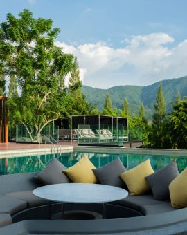 dusitd2 khao yai - Pool-Daylight