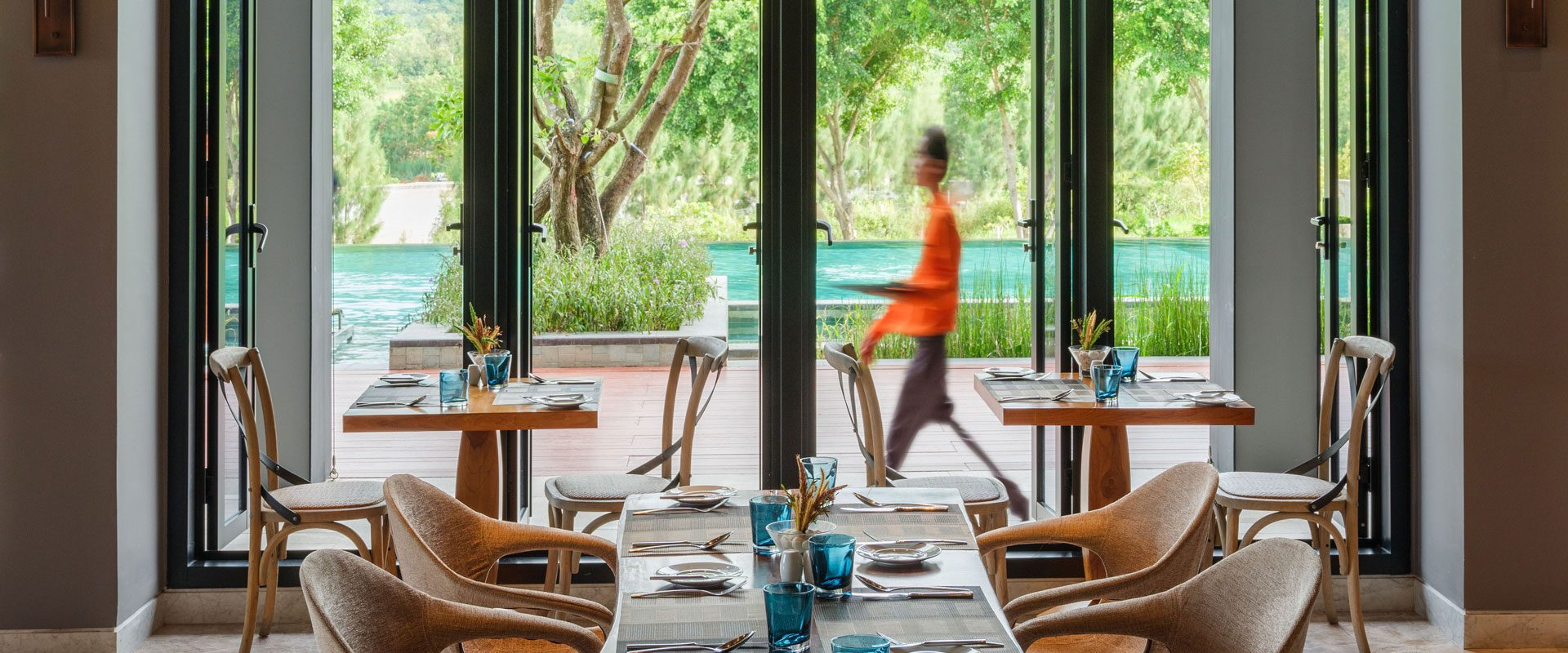 dusitd2 khao yai - Restaurant