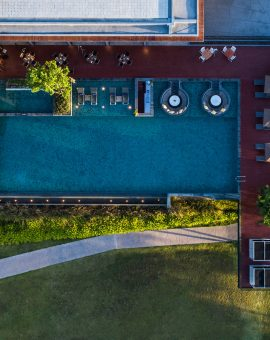 dusitd2 khao yai - Outdoor pool