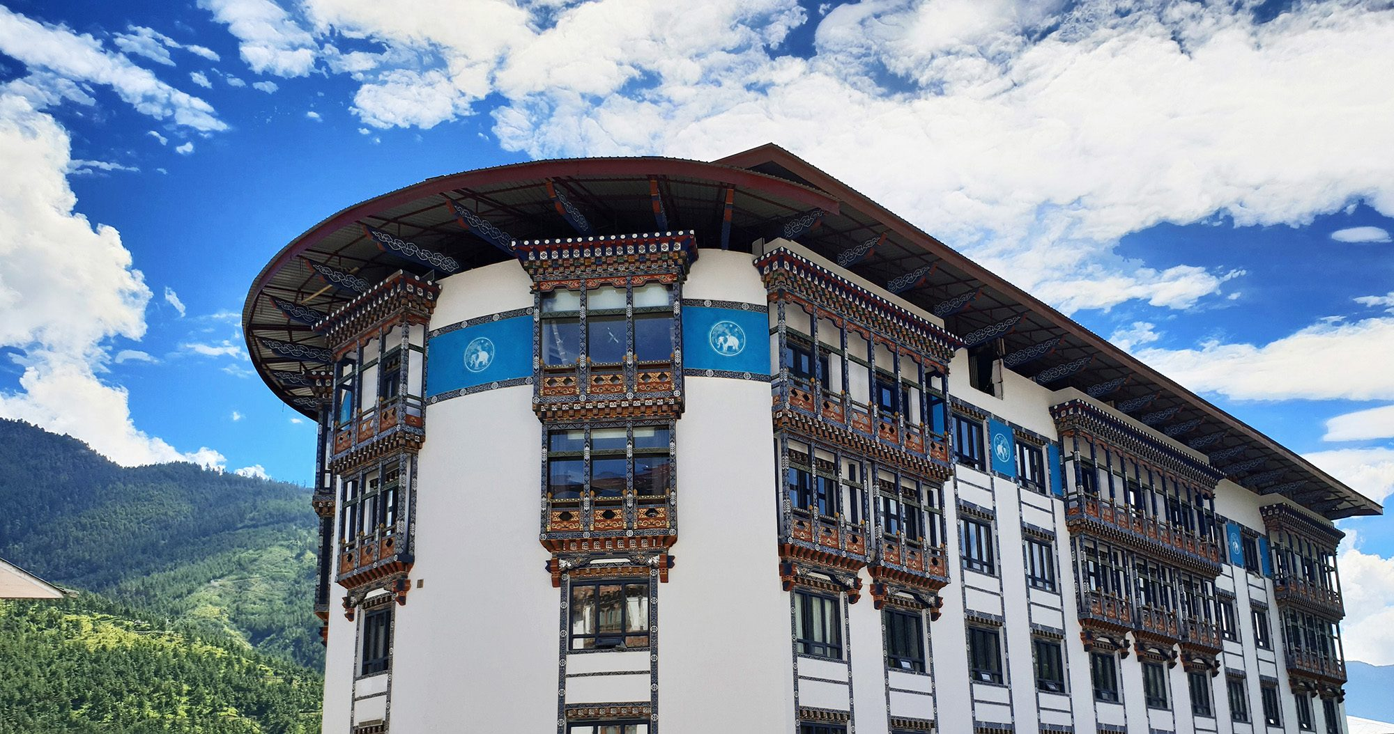 dusitd2-yarkay-thimphu-Hotel Exterior