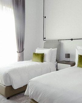 dusit princess dubai marina - three-bedroom