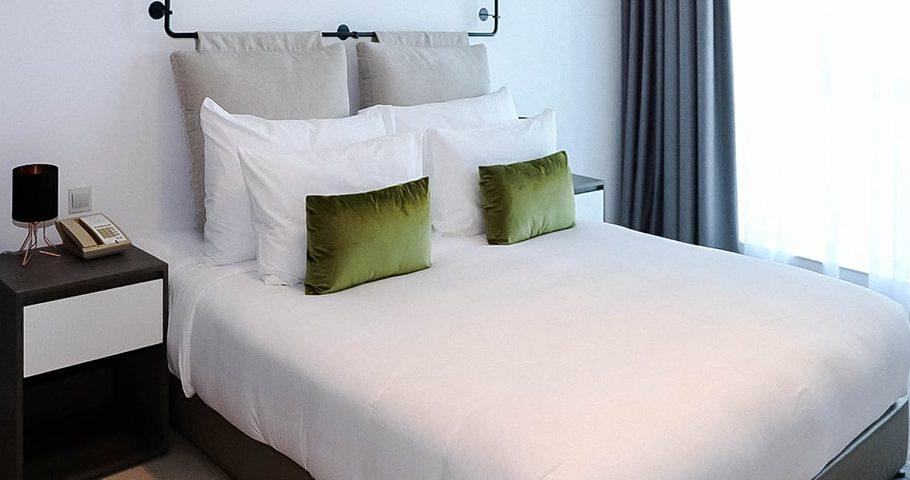 อพาร์ตเมนต์ แบบหนึ่งห้องนอน