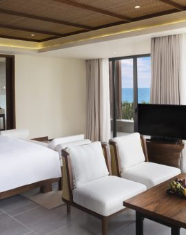 Dusit Princess Moonrise Beach Resort Suite Towards View