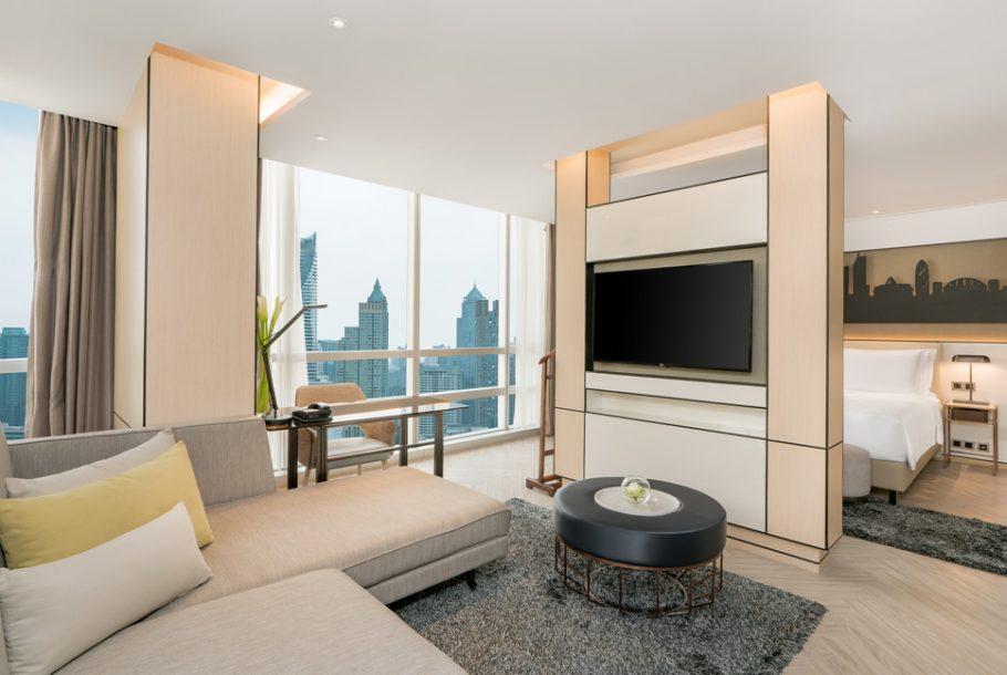 Executive Terrace Suite