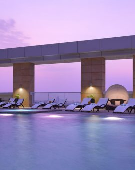 dusit-thani-abu-dhabi - facilities pool