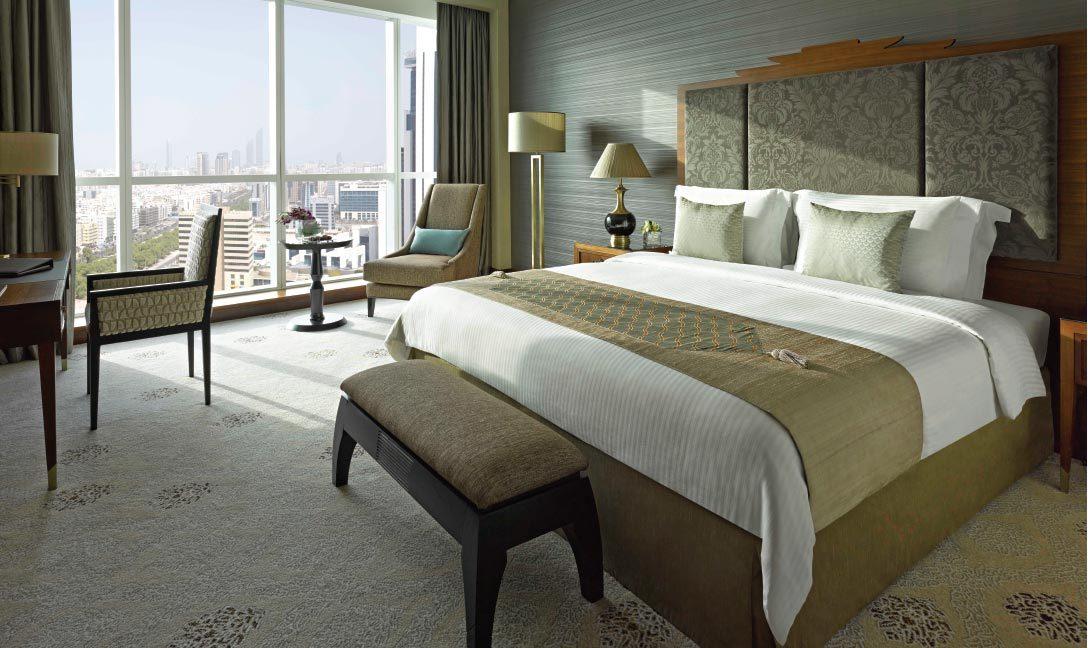 dusit-thani-abu-dhabi - Accommodation Deluxe-Room