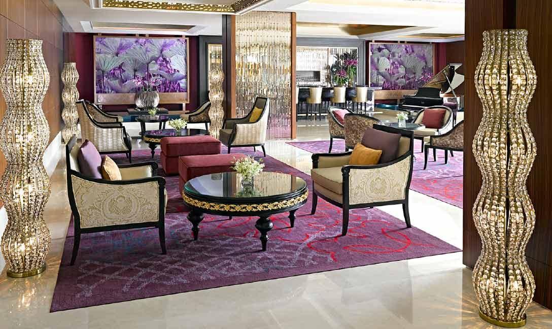 dusit-thani-abu-dhabi - Dining Orchid Lounge