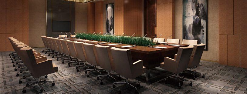 2号与3号会议室