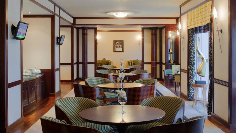 527 Dusit Club Rooms