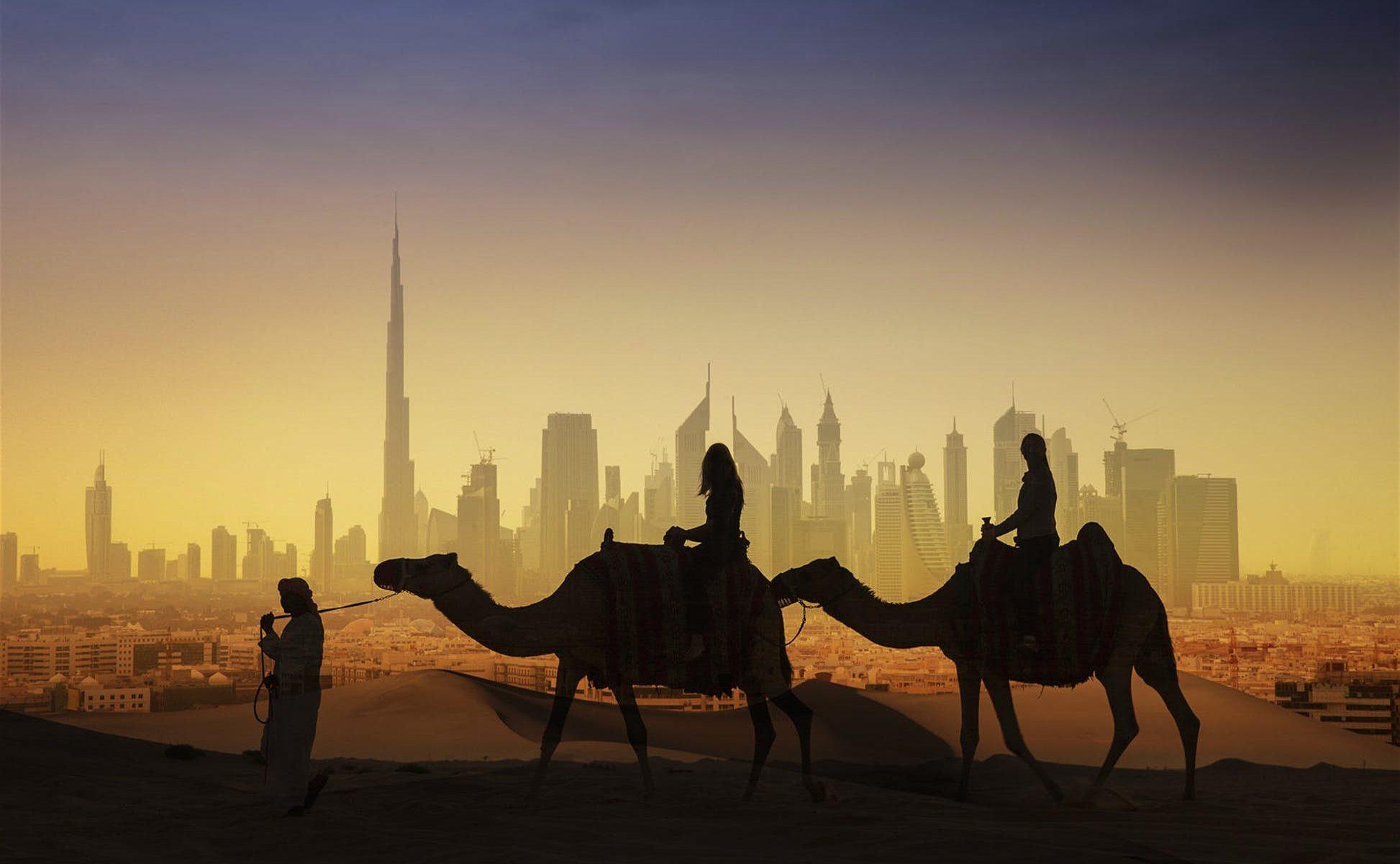 camel-ride-dubai-desert