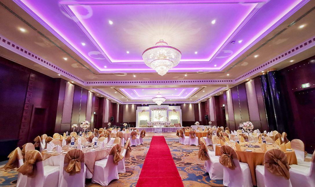 Dusit Thani Duabi-Wedding