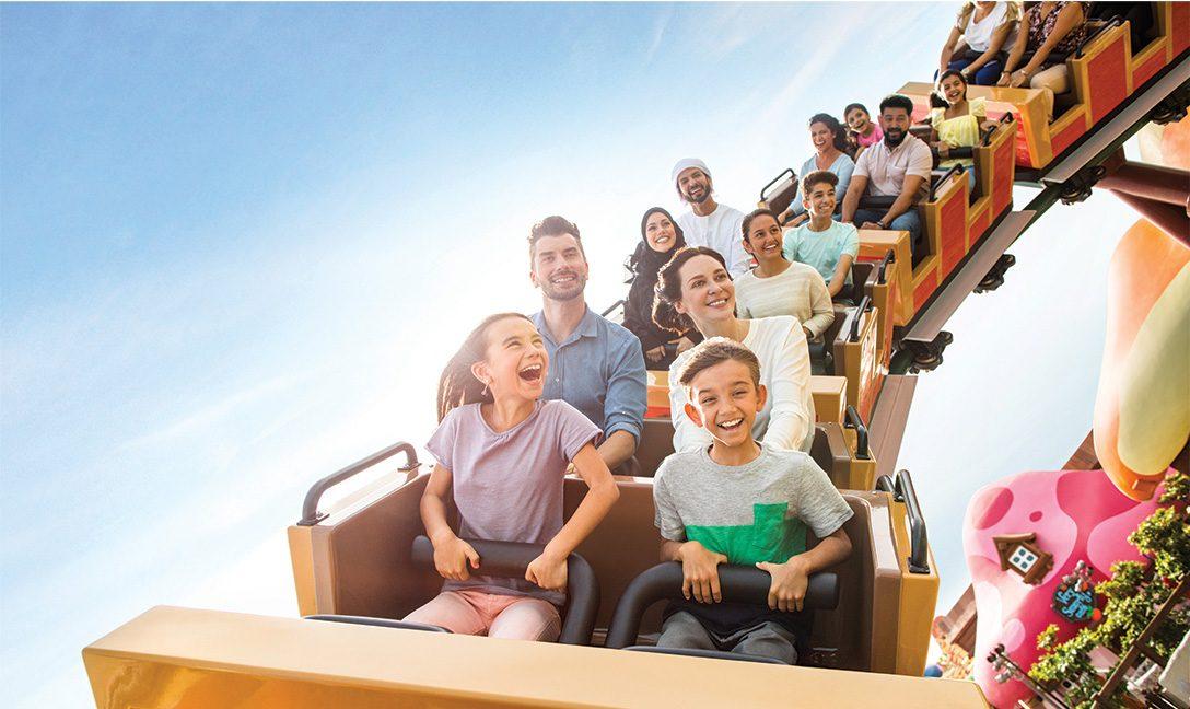 Family Holidays with Dubai Parks & Resorts