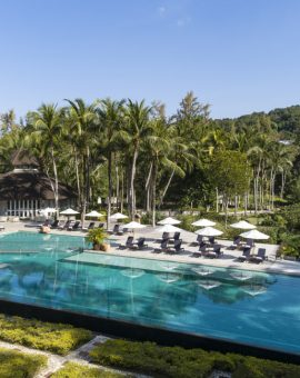 dusit thani krabi beach resort - Swimming Pool