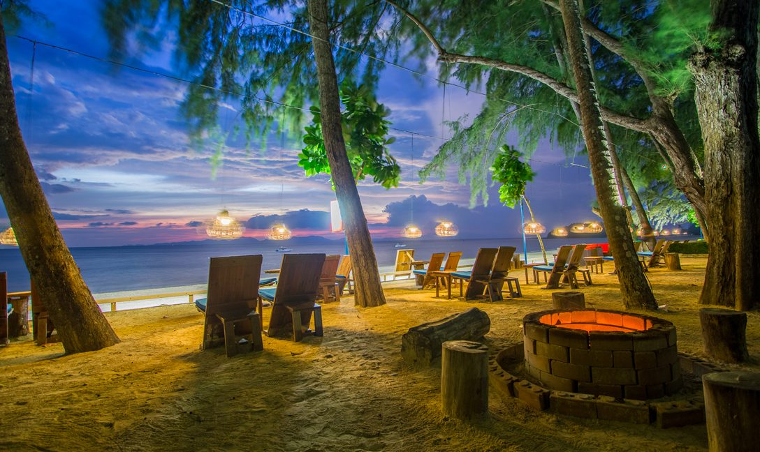 dusit thani krabi beach resort - MalatiBeachBar