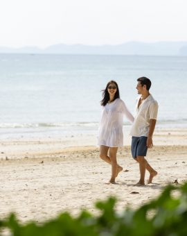 dusit thani krabi beach resort - Beachfront Lifestyle