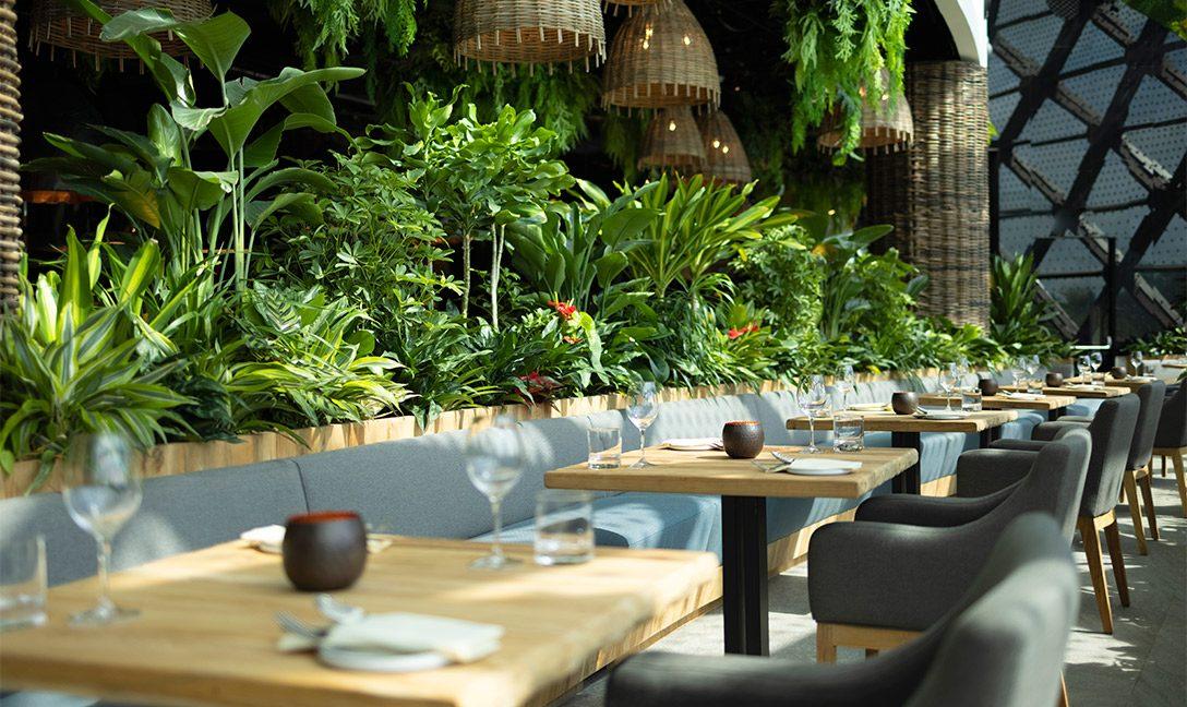 Greenhouse-Restaurant