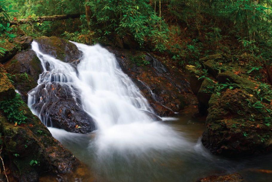 Picnic at Bang Pae Waterfall
