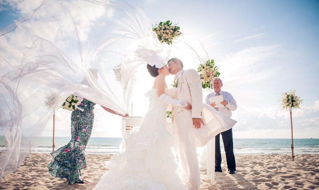 dusit thani laguna phuket - Weddings Western-Wedding-on-the-Beach