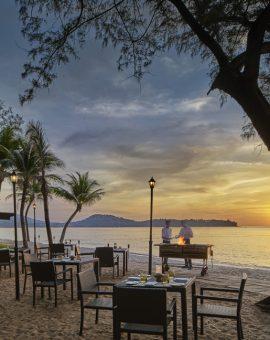 dusit thani laguna phuket - BBQ-by-the-beach