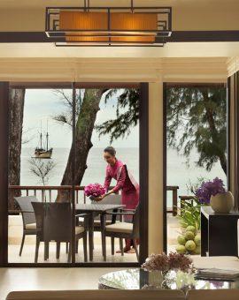 dusit thani laguna phuket - Pool Villas living-room Ocean Front