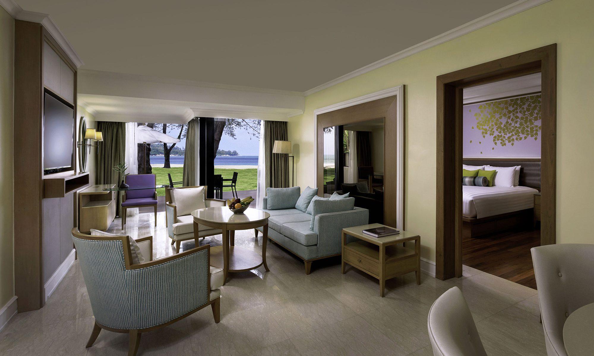 dusit thani laguna phuket - Dusit Suite Room