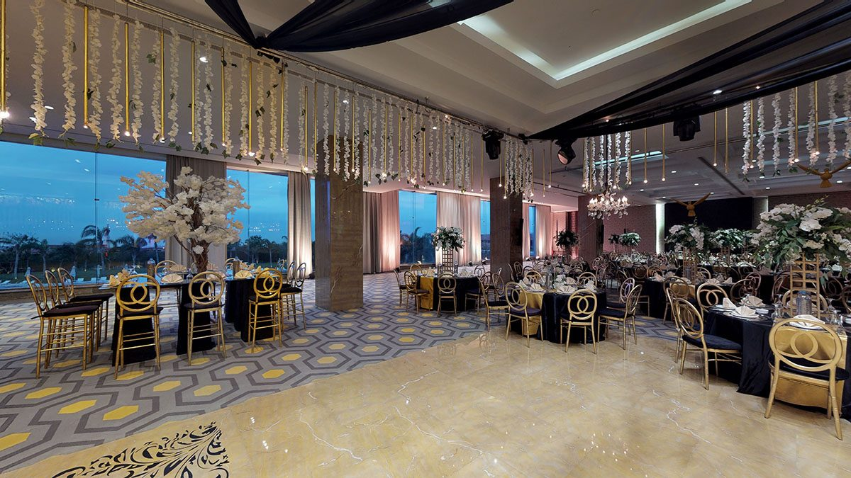 dusitthani-lakeviewcairo-The View Ballroom