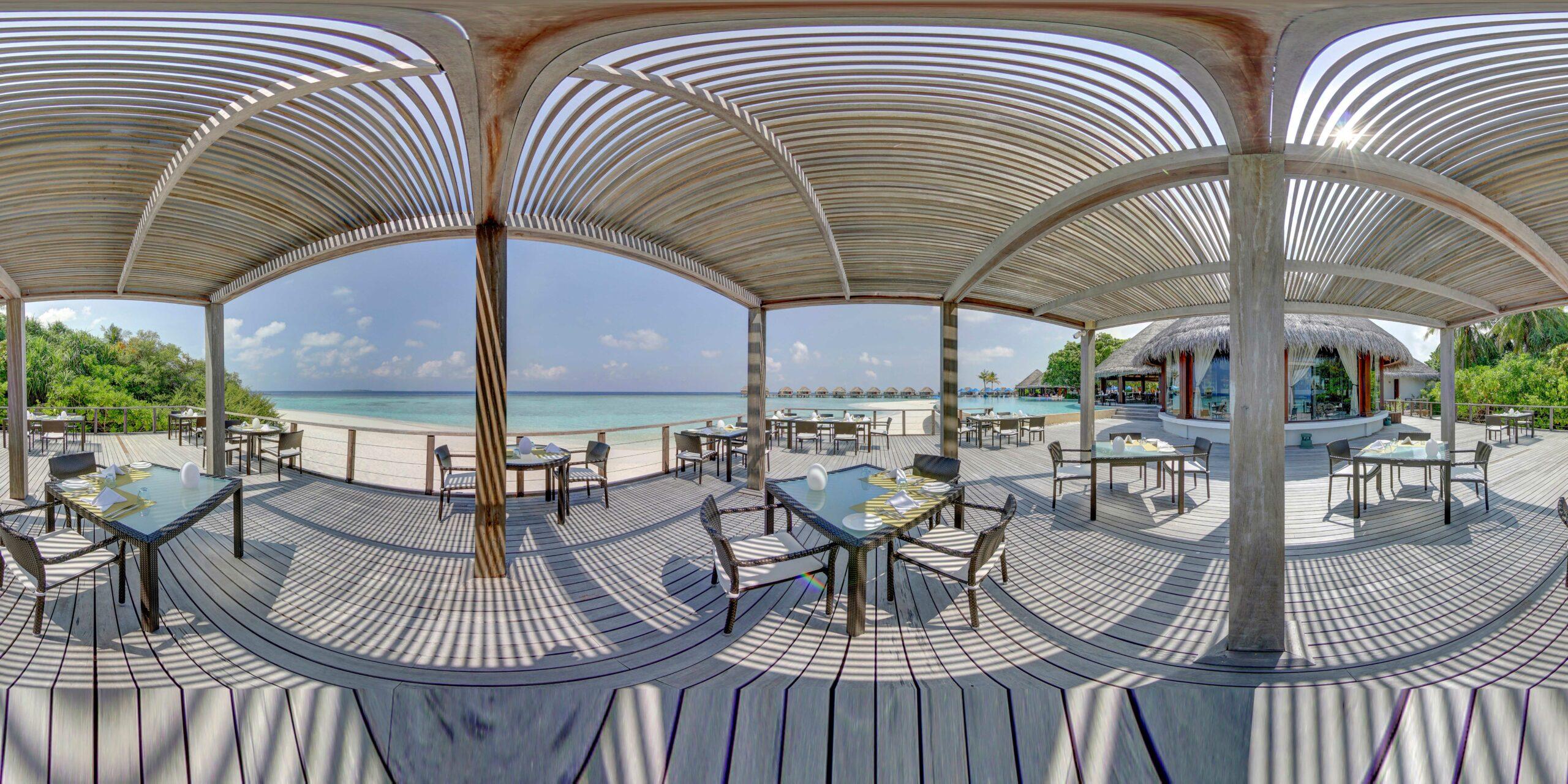 Sea Grill Restaurant, Terrace