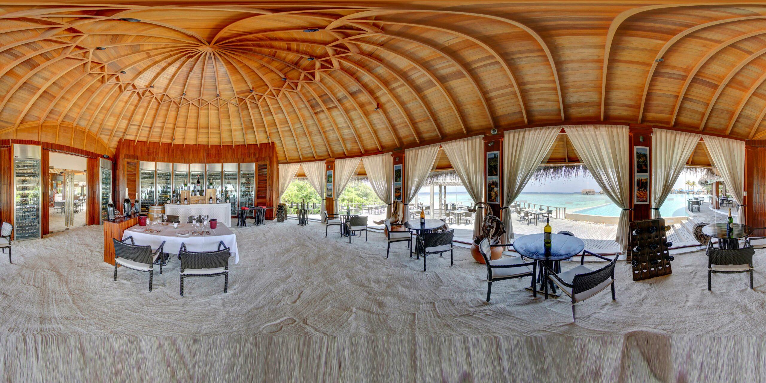 Sea Grill Restaurant, Wine Room