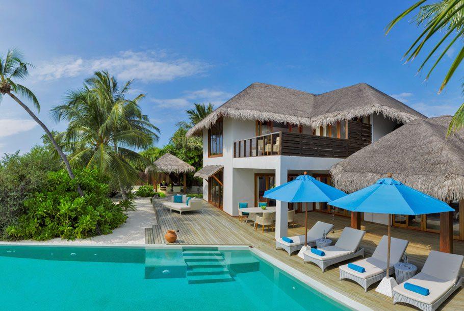Strandresidenz mit drei Schlafzimmern