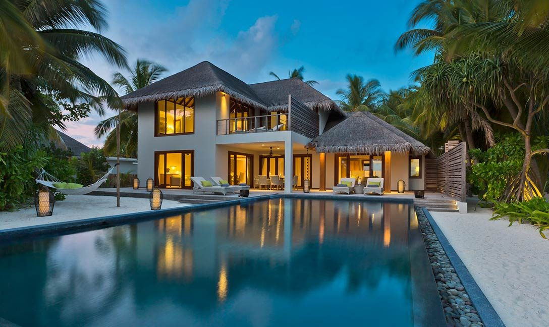 Two-Bedroom Beach Residence