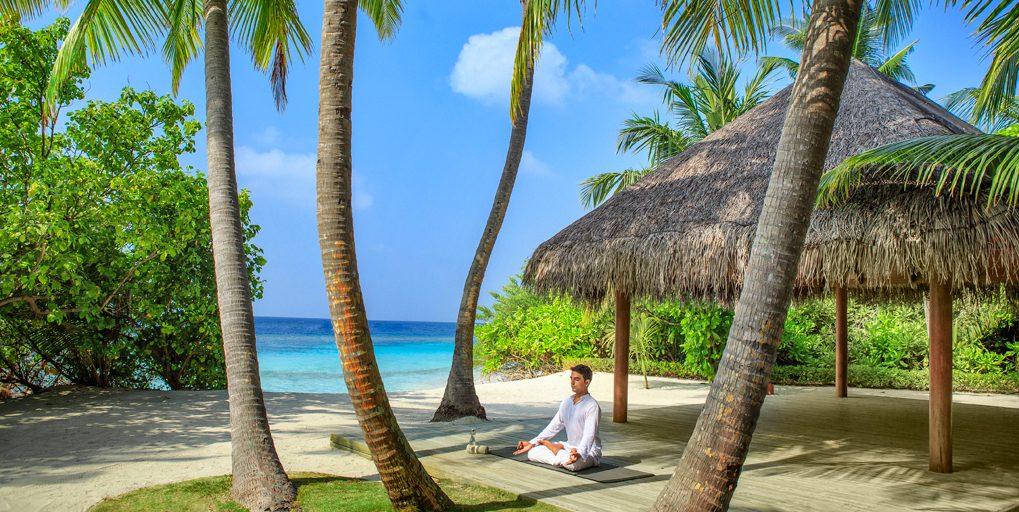 dusitthani-maldives-Yoga Pavilion