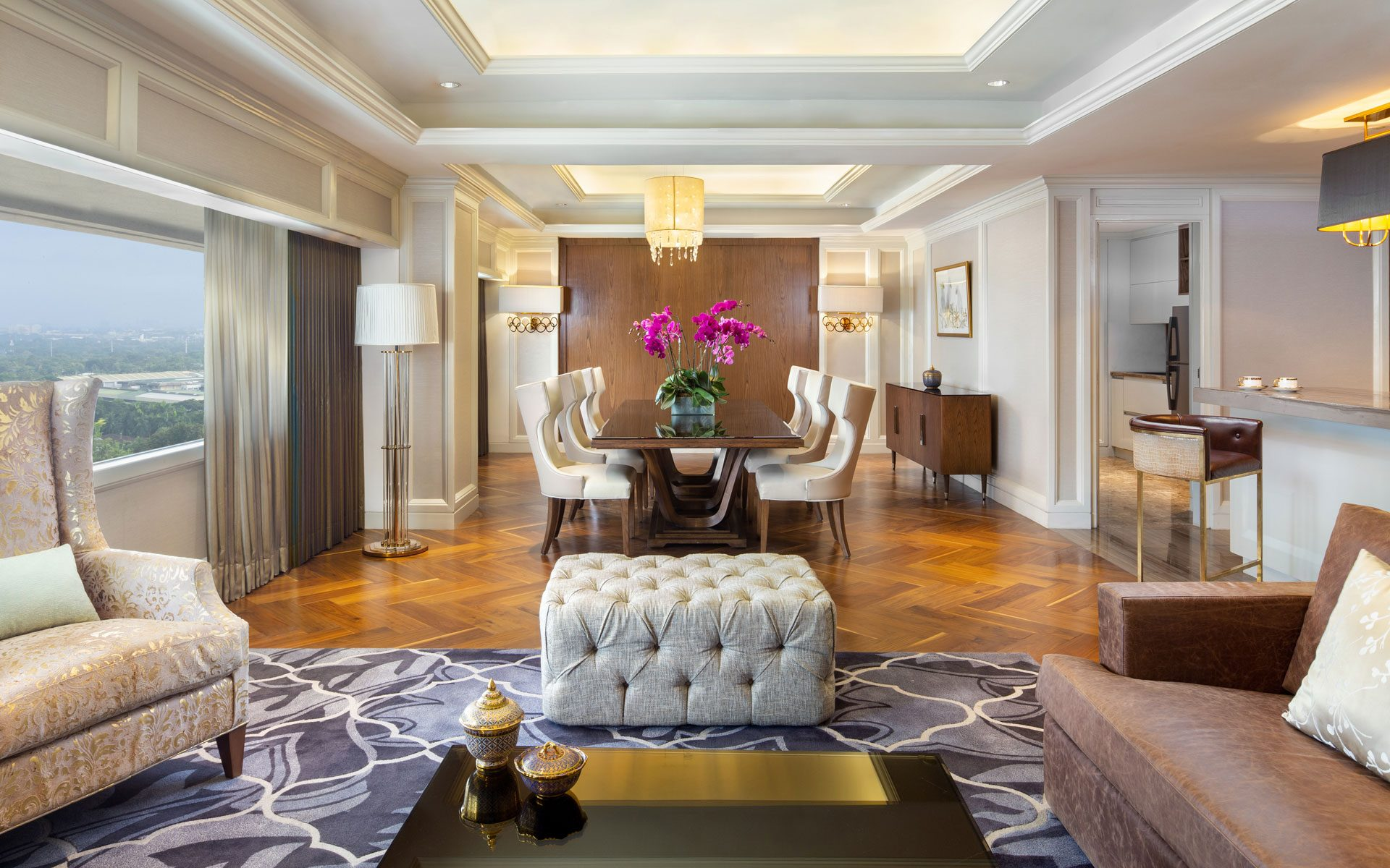 dusitthani-manila-Presidential-Suite Living-room