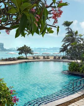 dusit-thani-pattaya facilities lagoon-pool