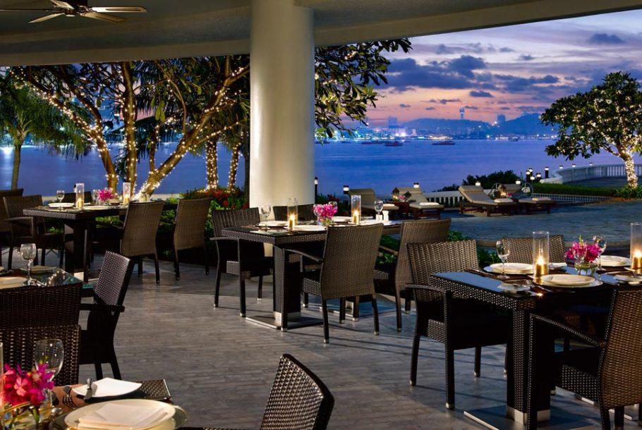The Bay International Skewers Restaurant