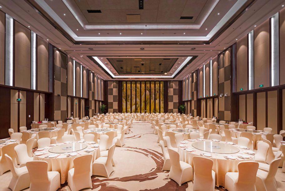 قاعة جراند، برج تشونغهاند