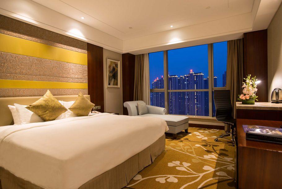 الغرفة السوبريور، برج زهونغانج
