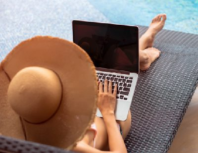 Work from Anywhere – Extended Stay Offer
